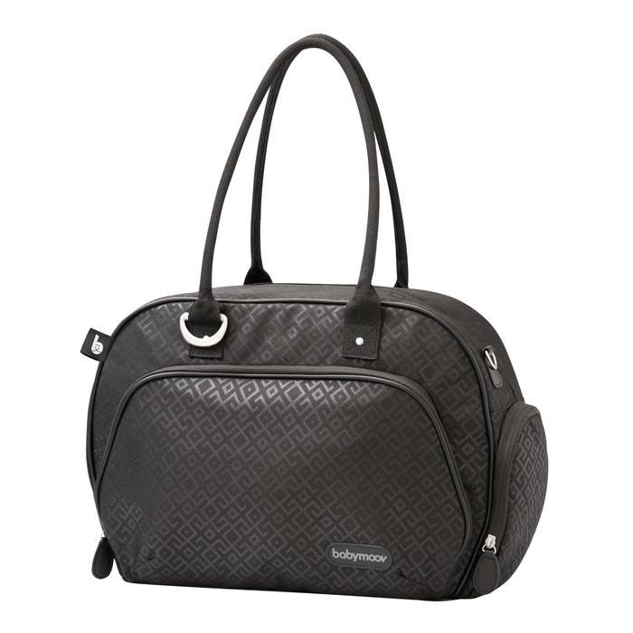 Trendy Bag Black Changing Bag  BABYMOOV image 0