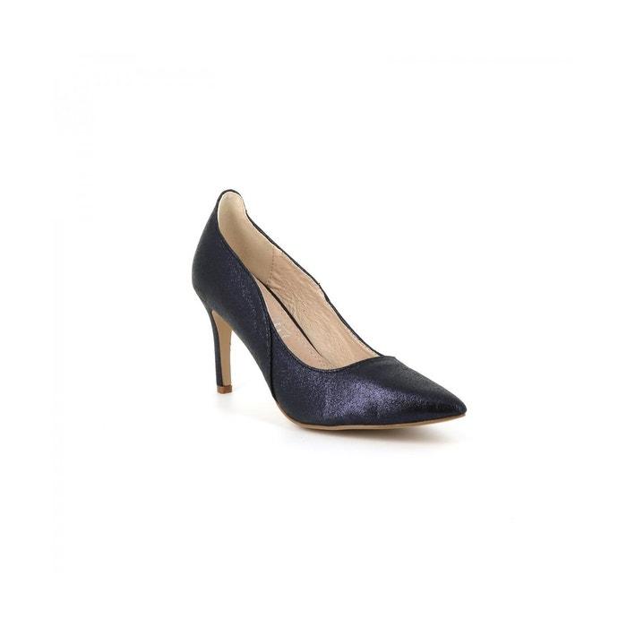 Cassis Côte D'azur Escarpins brillants TENEBRE Argent - Chaussures Escarpins Femme