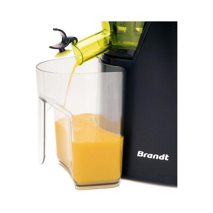 Extracteur de jus slj200 noir Brandt | La Redoute