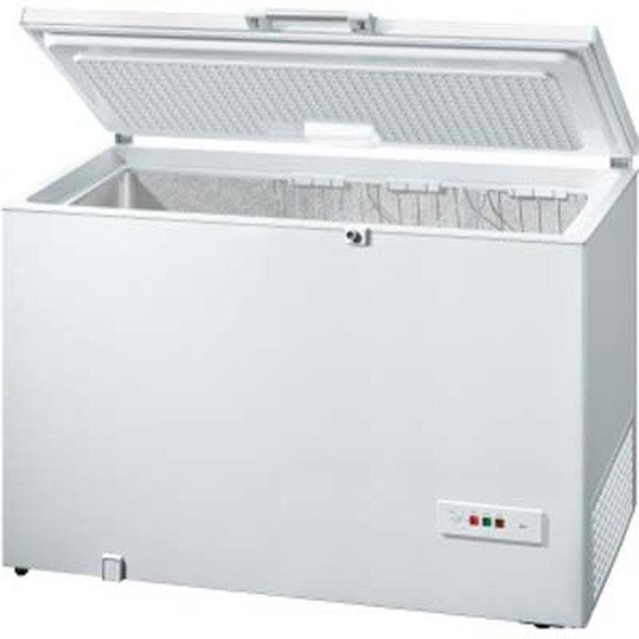 Congelateur BOSCH GCM34AW20 BLANC APLUS