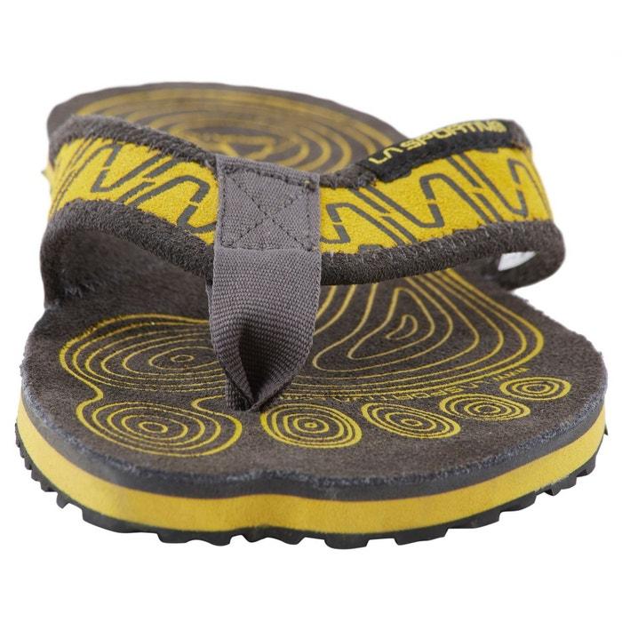 Swing - sandales homme - jaune/gris gris La Sportiva