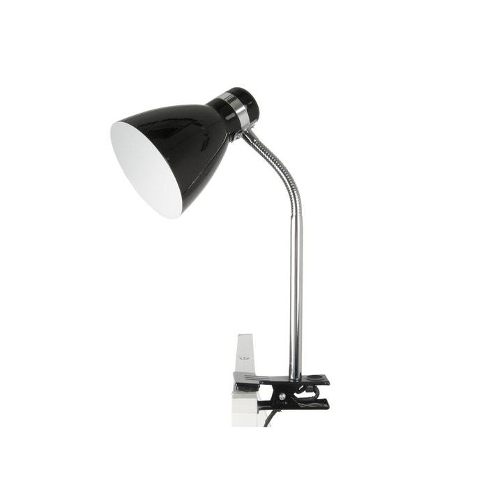lampe pince clip on study present time la redoute. Black Bedroom Furniture Sets. Home Design Ideas