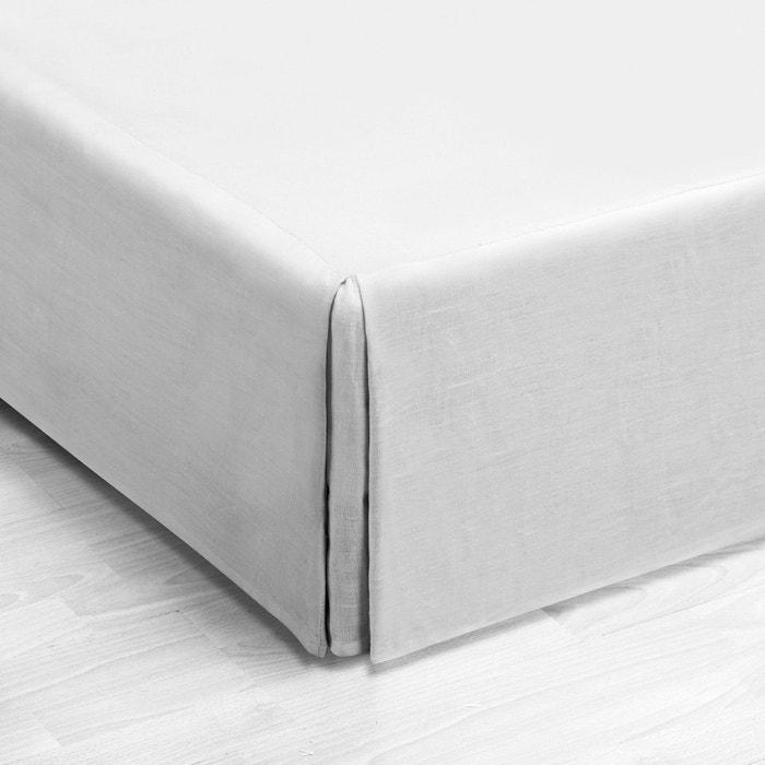 Image Pokrowiec bawełniany na materac, brzegi wykończone płaską listwą – Touril AM.PM.