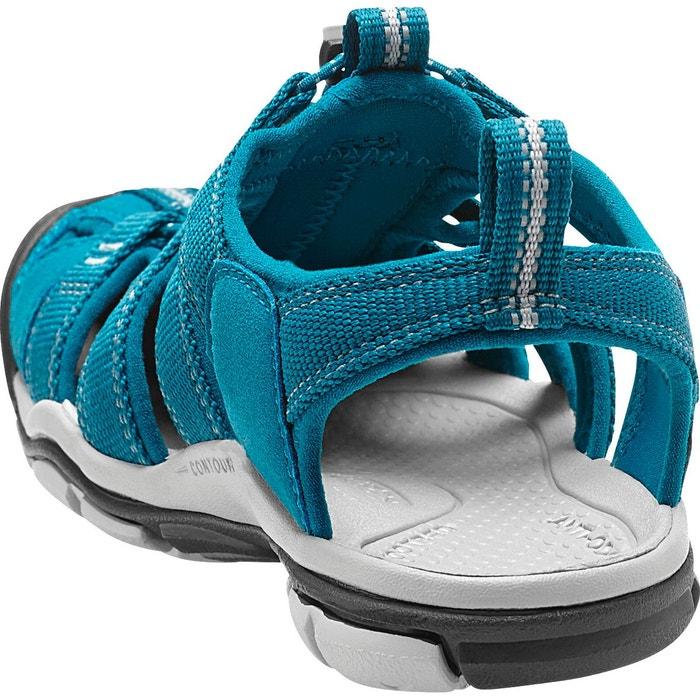 Clearwater cnx - sandales femme - bleu pétrole Keen
