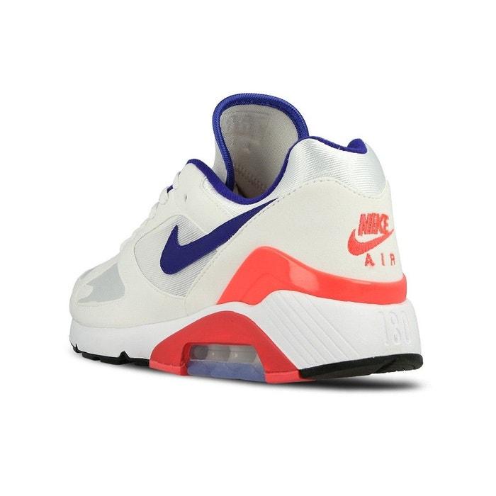 Baskets nike air max 180 - 615287100 blanc Nike