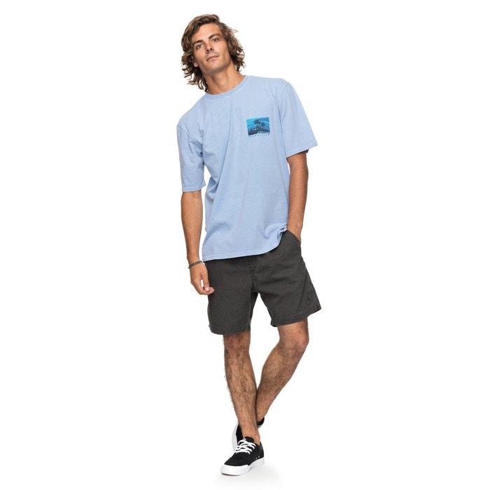 Durable La Rhune - T Shirt col rond pour Homme - Bleu - QuiksilverQuiksilver Jeu Geniue Stockiste Plus Bas Prix Sortie Prix professionnel Pas Cher Vente Dernière ws3L6wEMuM