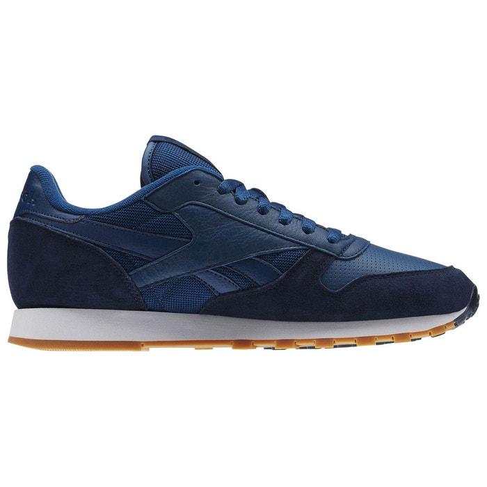 Cl leather spp bleu Reebok