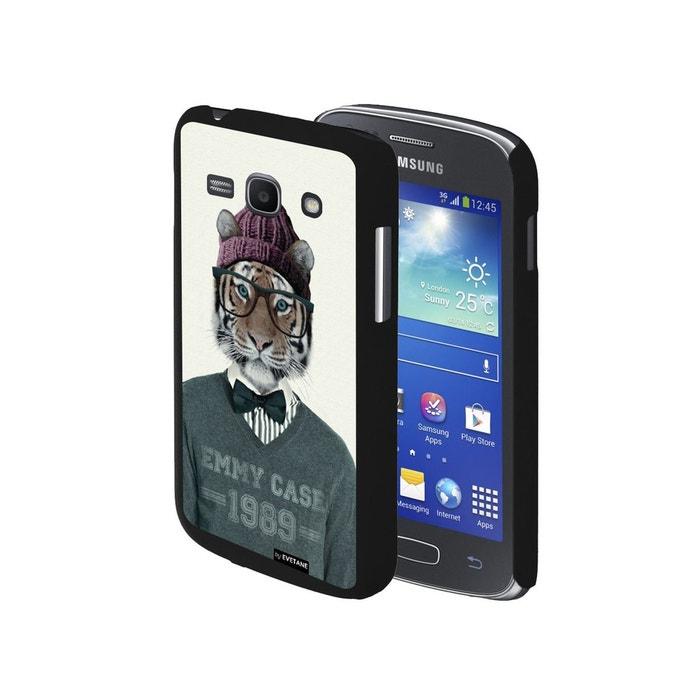 Coque Rigide Tigre Fashion Pour Samsung Galaxy ACE 4 EVETANE Image 0