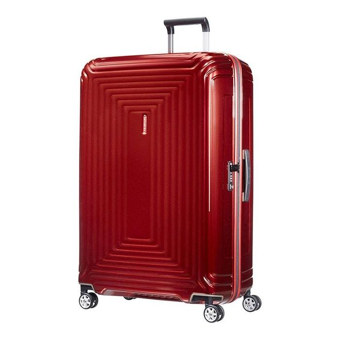Samsonite Grande valise rigide 4 roues Neopulse - 81cm Rouge GwN5xnv0DU