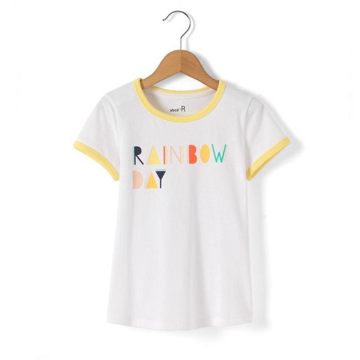 Imagen de Camiseta estampada ''Rainbow Day'' 3-12 años abcd'R