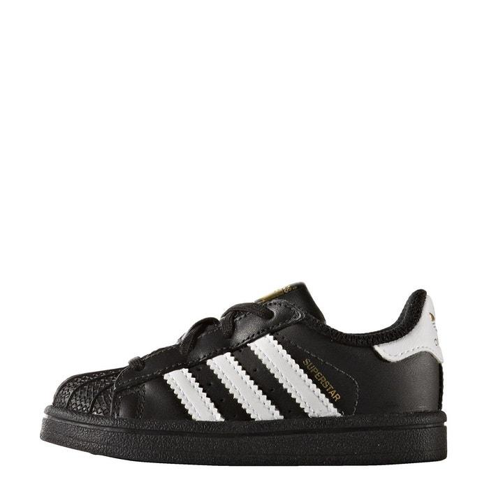 adidas original superstar noir