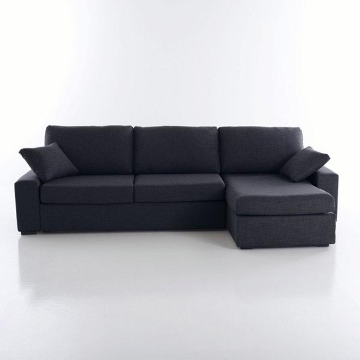 Image Canapé d'angle lit, couchage express, chiné, Java La Redoute Interieurs