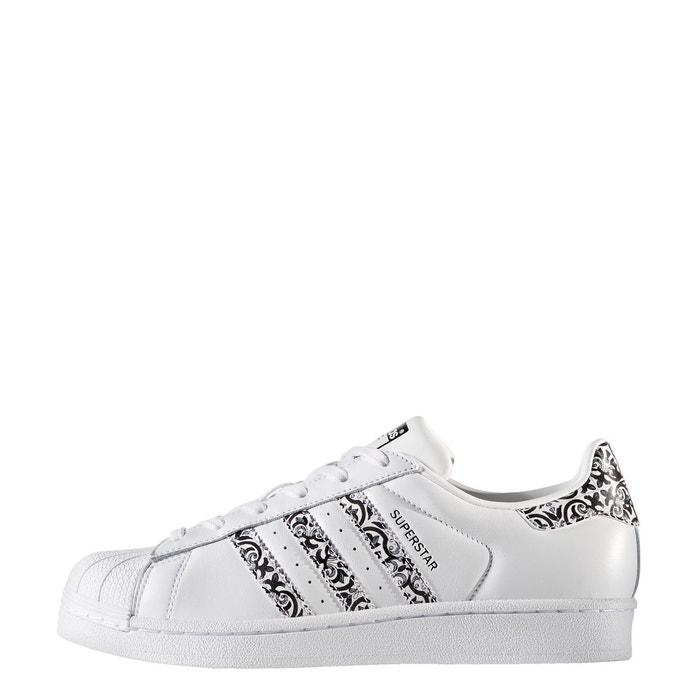 Chaussures adidas superstar w cp9628 blanc Adidas Originals