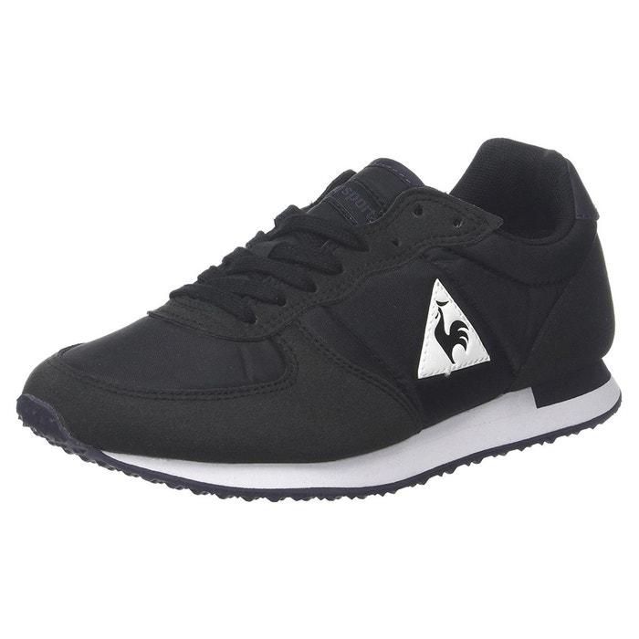 ddf23fcdd8b Onyx nylon chaussure homme noir Le Coq Sportif