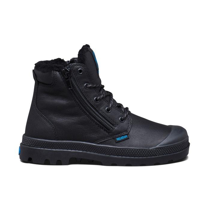 Kids 53477 HI CU WPS Ankle Boots  PALLADIUM image 0
