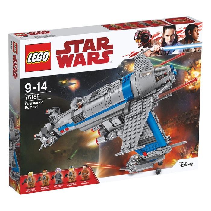 Resistance bomber 75188  LEGO STAR WARS image 0