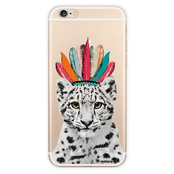 coque iphone 6 plus leopard