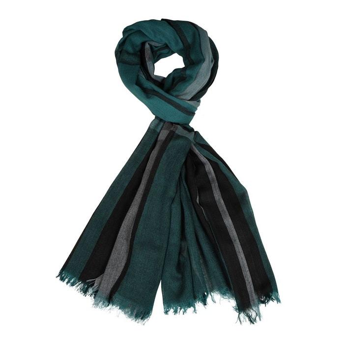 Foulard vert Stella D oro   La Redoute 1dec984029a