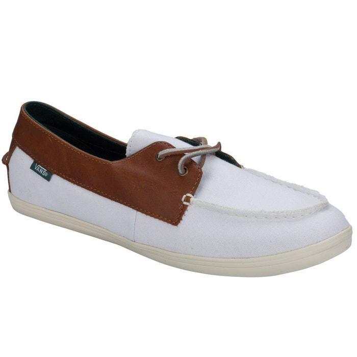 Chaussures vans zapato gore lo pro ca pour dame en blanc  blanc Vans  La Redoute