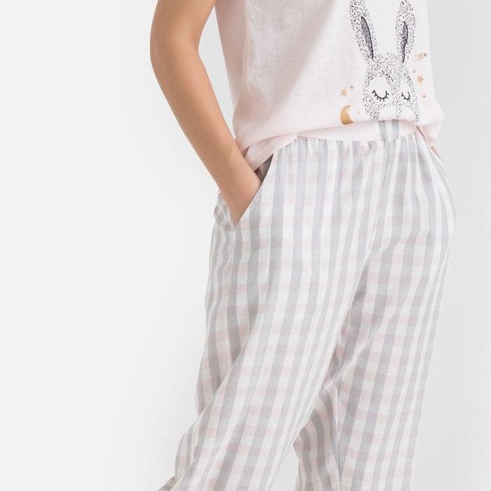 89e9b0826 Pijama com estampado coelho estampado Dodo