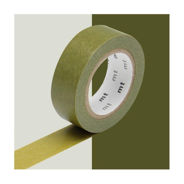masking tape mt basic vert fonc uguisu vert mt masking tape la redoute. Black Bedroom Furniture Sets. Home Design Ideas