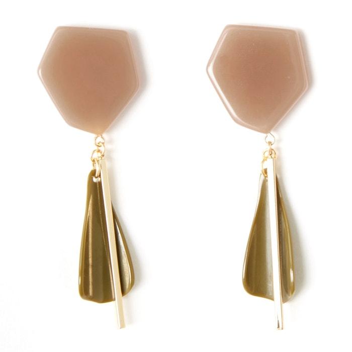 Metal Earrings  La Redoute Collections image 0