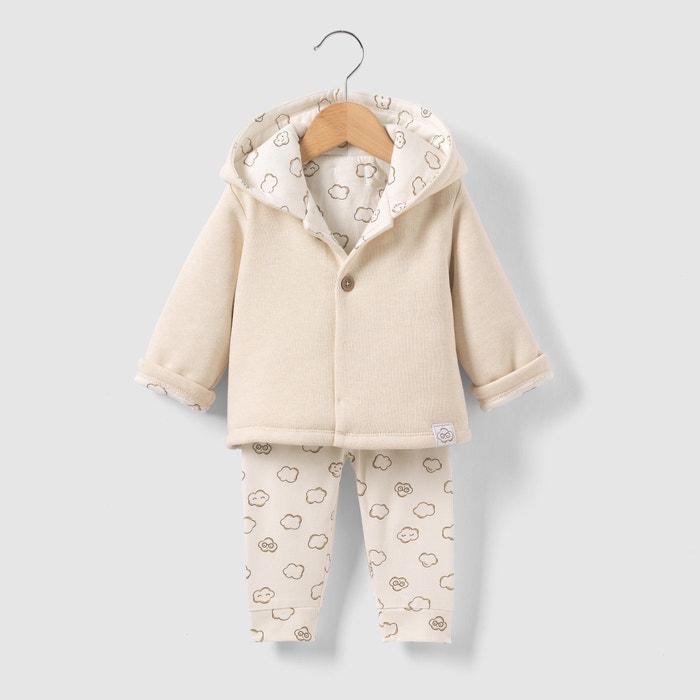 Conjunto calças e casaco, 0 mês- 3 anos R mini