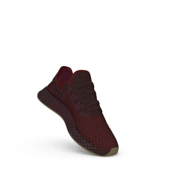 the best attitude 5fcbd 4d77d Basket adidas originals deerupt runner - ref. b41773 bordeaux Adidas  Originals  La Redoute