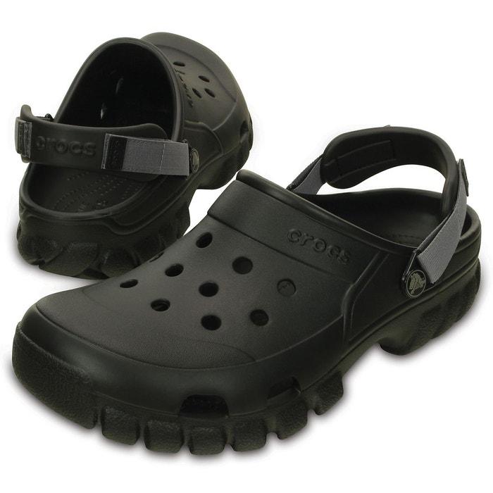 Offroad sport clogs - sandales - noir noir Crocs ...