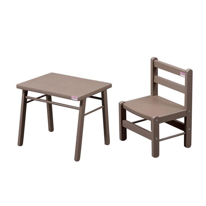 Petit Bureau Chaise Combelle