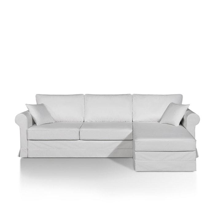 canap d 39 angle lit simili bultex yukata la redoute. Black Bedroom Furniture Sets. Home Design Ideas