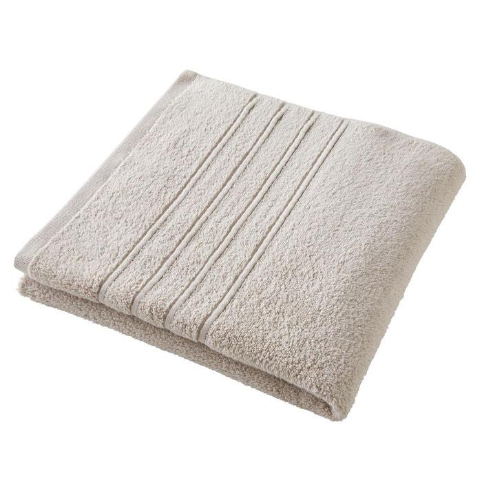 serviette de toilette coton capri madura la redoute. Black Bedroom Furniture Sets. Home Design Ideas