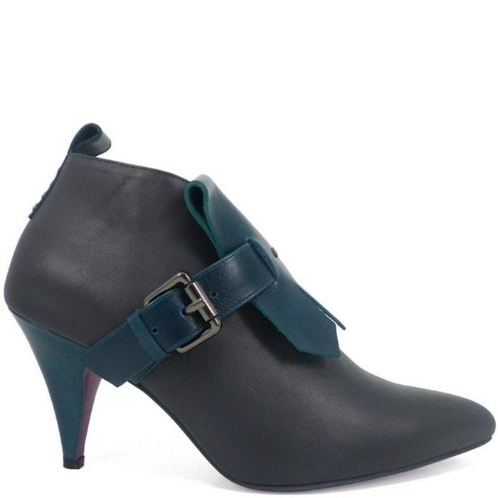 Chaussures femme en cuir nika Pring Paris