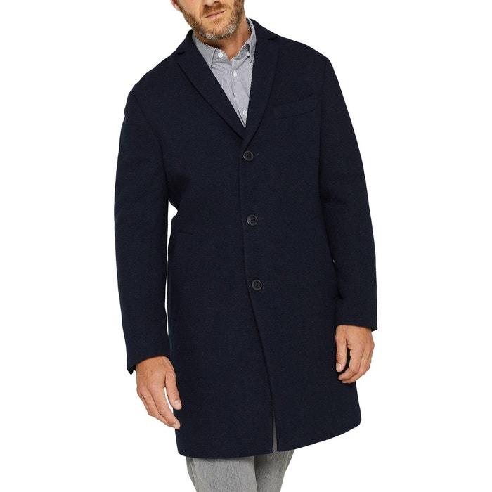 Esprit Manteau en laine mélangée | Manteau laine, Blouson