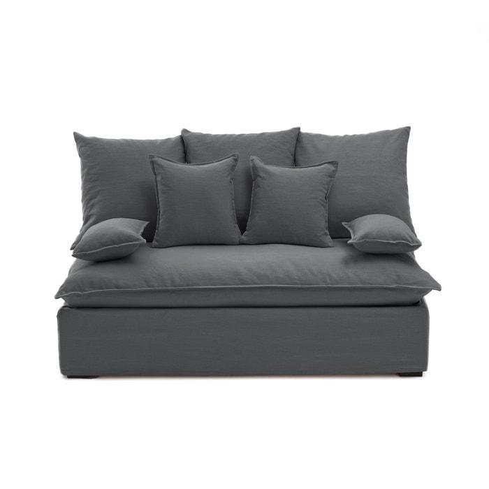 banquette n lia coton la redoute interieurs la redoute. Black Bedroom Furniture Sets. Home Design Ideas