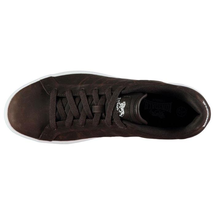 Chaussures de sport pour le court marron Lonsdale