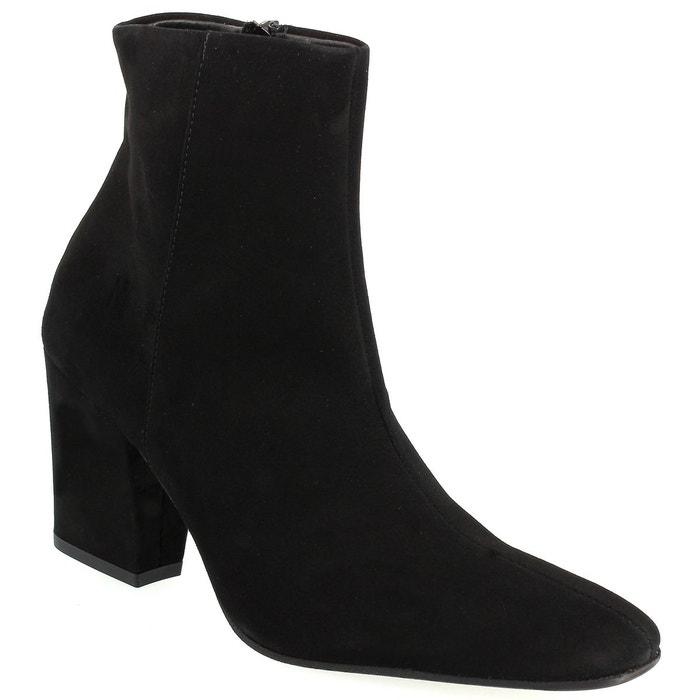 Elizabeth Stuart TEMPO 300 NOIR - Chaussures Bottine Femme