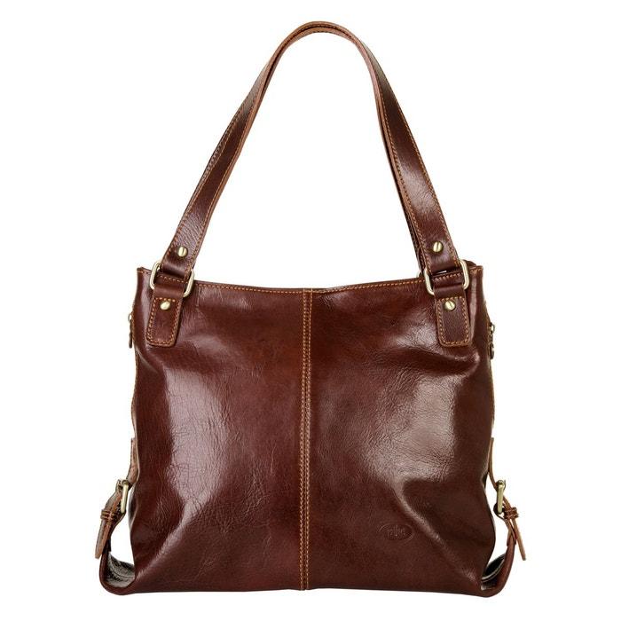 Sac shopping. marron Pike | La Redoute Édition Limitée À Vendre 0226TUZn