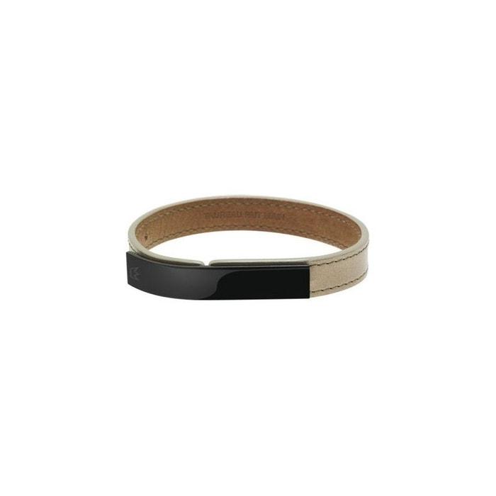 Vente De La France Bracelet acier argente Rochet | La Redoute Acheter Pas Cher Visite Nouvelle Magasiner Pour Ligne KennV3