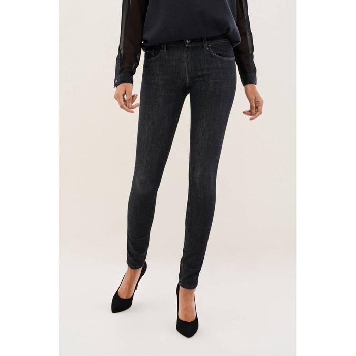 37129fa9cd Jean confort skinny colette noir Salsa | La Redoute