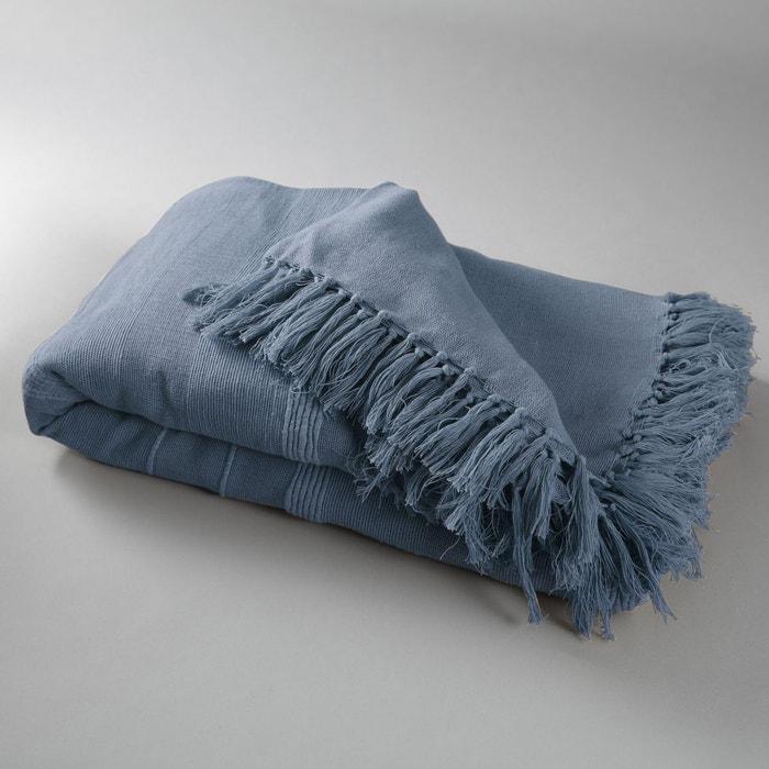 couvre lit la redoute jetee with couvre lit la redoute dessu de lit boutis alexander gris. Black Bedroom Furniture Sets. Home Design Ideas