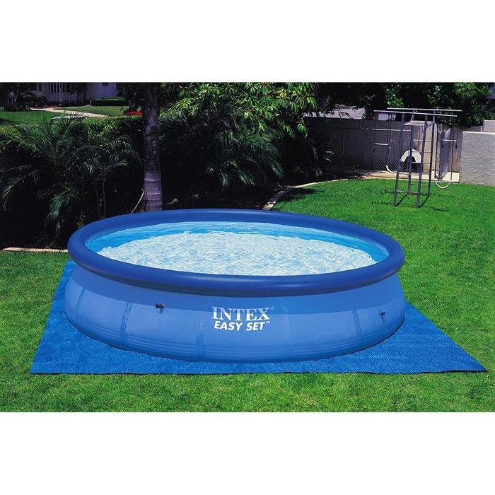 tapis de sol pour piscine intex la redoute. Black Bedroom Furniture Sets. Home Design Ideas