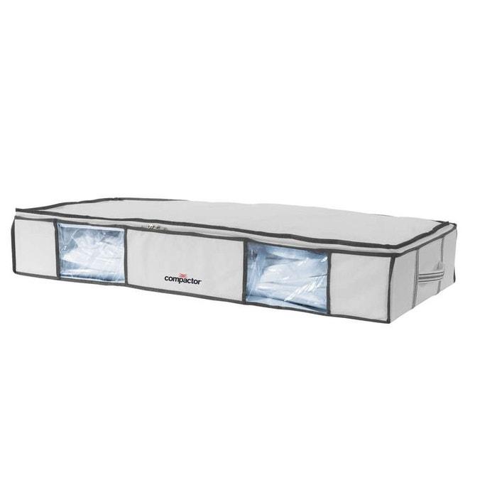 compactor life taille xl housse de rangement sous vide blanc compactor la redoute. Black Bedroom Furniture Sets. Home Design Ideas