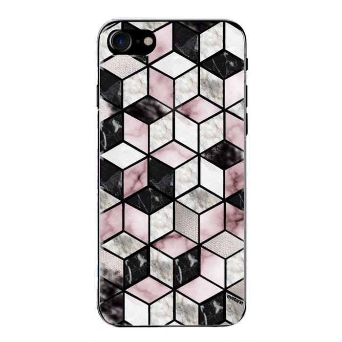 coque geometrique iphone 8