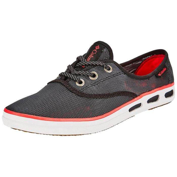 571b69fa280b Vulc n vent lace mesh - chaussures femme - gris rouge gris Columbia ...