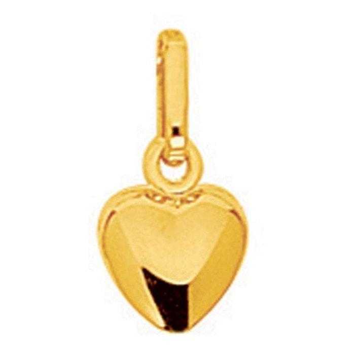 Pendentif coeur or jaune 750/000 (18 carats) couleur unique So Chic Bijoux | La Redoute authentique onm109