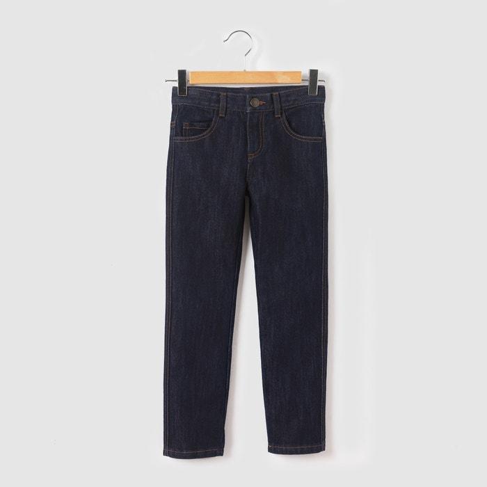 jeans gerade form 3 12 jahre r essentiel la redoute. Black Bedroom Furniture Sets. Home Design Ideas