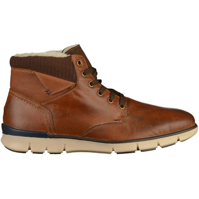 Chaussures Doc Martens 939 Montants Beige Croute Velours