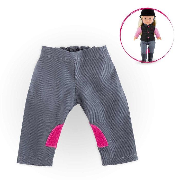 pantalon d 39 quitation pour poup e ma corolle corfcc02. Black Bedroom Furniture Sets. Home Design Ideas