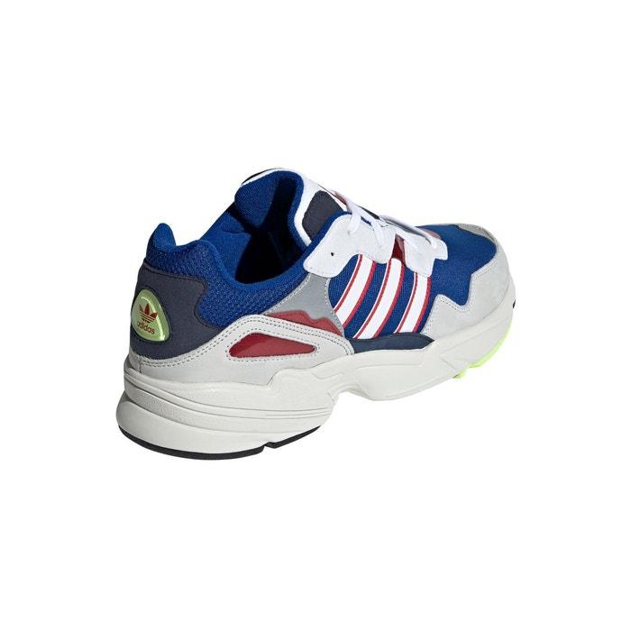 Chaussures yung 96 bleu roiblancbleu marine Adidas